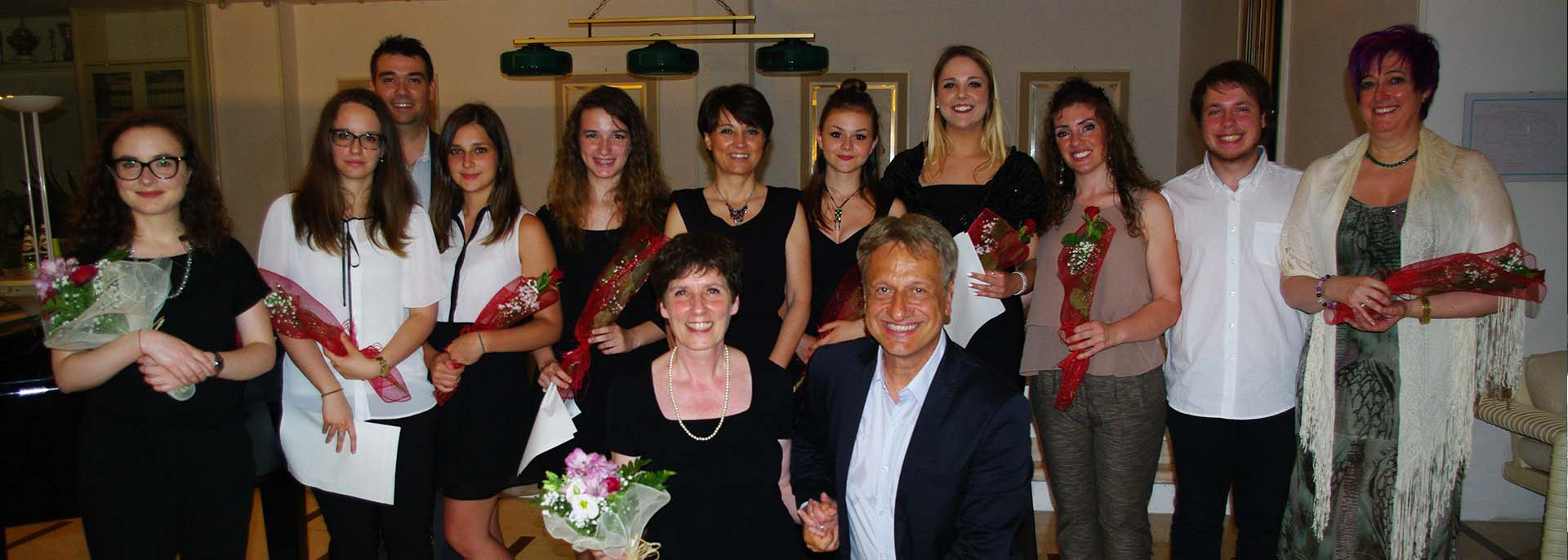 Scuola di canto Lirico